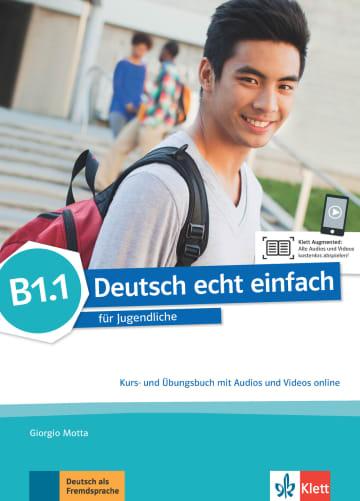 Cover Deutsch echt einfach B1.1 978-3-12-676534-3 Deutsch als Fremdsprache (DaF)