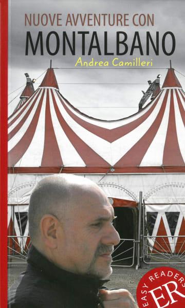 Cover Nuove avventure con Montalbano 978-3-12-565875-2 Andrea Camilleri Italienisch