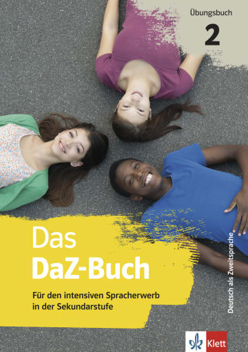 Cover Das DaZ-Buch 2 978-3-12-666874-3 Deutsch als Zweitsprache (DaZ)