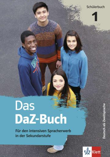 Cover Das DaZ-Buch 1 978-3-12-666870-5 Deutsch als Zweitsprache (DaZ)