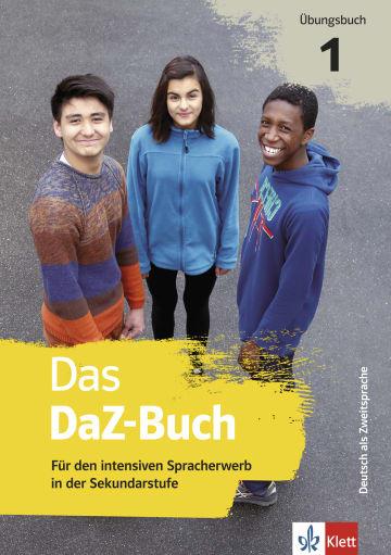 Cover Das DaZ-Buch 1 978-3-12-666871-2 Deutsch als Zweitsprache (DaZ)
