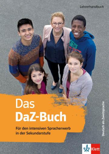 Cover Das DaZ-Buch 978-3-12-666872-9 Deutsch als Zweitsprache (DaZ)