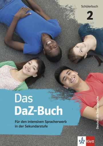 Cover Das DaZ-Buch 2 978-3-12-666873-6 Deutsch als Zweitsprache (DaZ)