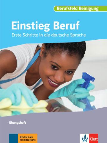 Cover Berufsfeld Reinigung 978-3-12-676165-9 Deutsch als Fremdsprache (DaF)