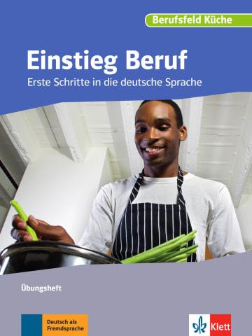 Cover Berufsfeld Küche 978-3-12-676166-6 Deutsch als Fremdsprache (DaF)