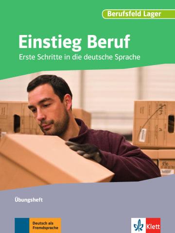 Cover Berufsfeld Lager 978-3-12-676168-0 Deutsch als Fremdsprache (DaF)