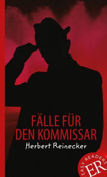 Cover Fälle für den Kommissar 978-3-12-675773-7 Herbert Reinecker Deutsch als Fremdsprache (DaF)