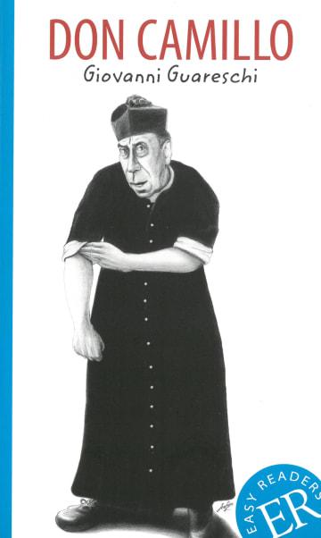 Cover Don Camillo 978-3-12-565873-8 Giovanni Guareschi Italienisch