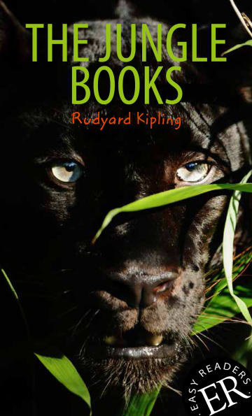 Cover The Jungle Books 978-3-12-545231-2 Englisch