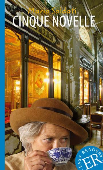 Cover Cinque novelle 978-3-12-565872-1 Mario Soldati Italienisch