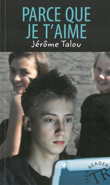 Cover Parce que je t'aime 978-3-12-599189-7 Jérôme Talou Französisch