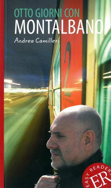Cover Otto giorni con Montalbano 978-3-12-565874-5 Andrea Camilleri Italienisch