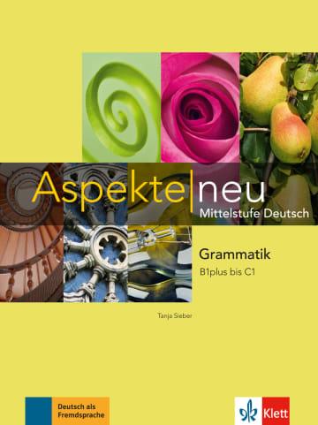 Cover Aspekte neu B1 plus - C1 978-3-12-605032-6 Deutsch als Fremdsprache (DaF)