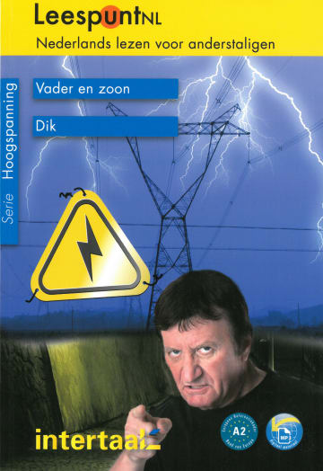 Cover Vader en zoon / Dik 978-3-12-528804-1 René Appel Niederländisch