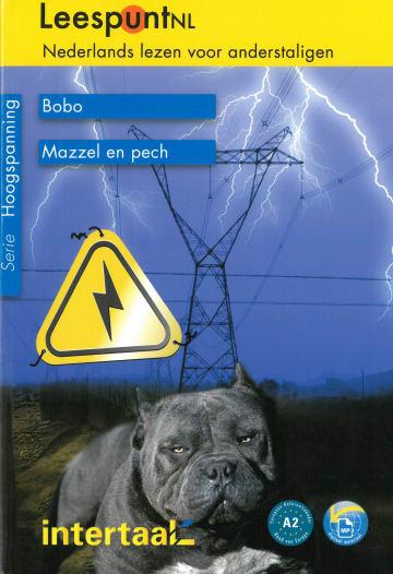 Cover Bobo / Mazzel en pech 978-3-12-528803-4 René Appel Niederländisch