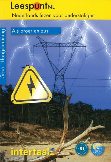 Cover Als broer en zus 978-3-12-528805-8 René Appel Niederländisch