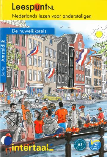Cover De huwelijksreis 978-3-12-528801-0 Marian Hoefnagel Niederländisch
