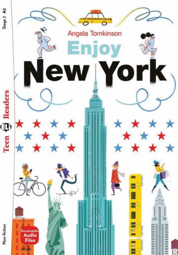 Cover Enjoy New York 978-3-12-514934-2 Angela Tomkinson Englisch