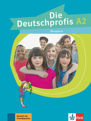 Cover Die Deutschprofis A2 978-3-12-676481-0 Deutsch als Fremdsprache (DaF)