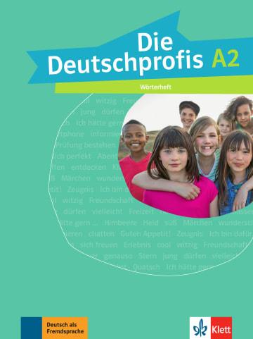 Cover Die Deutschprofis A2 978-3-12-676482-7 Deutsch als Fremdsprache (DaF)