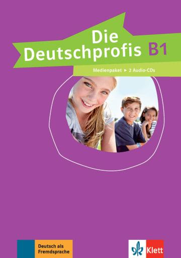 Cover Die Deutschprofis B1 978-3-12-676494-0 Deutsch als Fremdsprache (DaF)