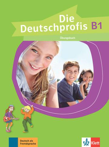 Cover Die Deutschprofis B1 978-3-12-676491-9 Deutsch als Fremdsprache (DaF)
