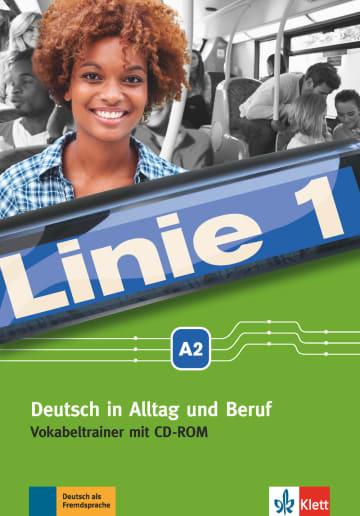 Cover Linie 1 A2 978-3-12-607081-2 Deutsch als Fremdsprache (DaF)