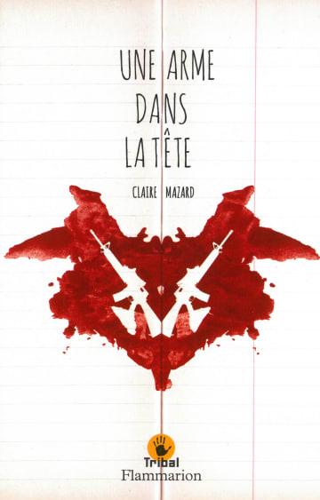 Cover Une arme dans la tête 978-3-12-592318-8 Claire Mazard Französisch