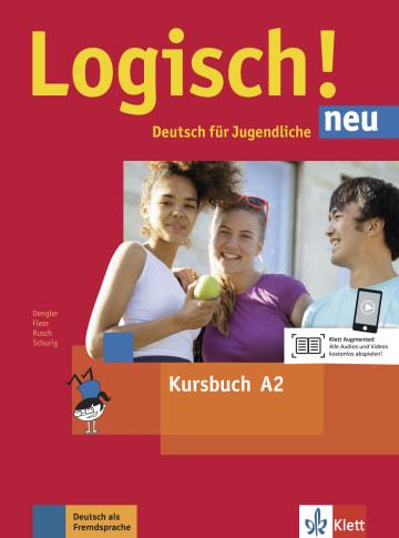 Cover Logisch! neu A2 978-3-12-605211-5 Deutsch als Fremdsprache (DaF),Deutsch als Zweitsprache (DaZ)