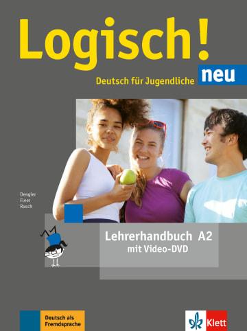 Cover Logisch! neu A2 978-3-12-605217-7 Deutsch als Fremdsprache (DaF),Deutsch als Zweitsprache (DaZ)