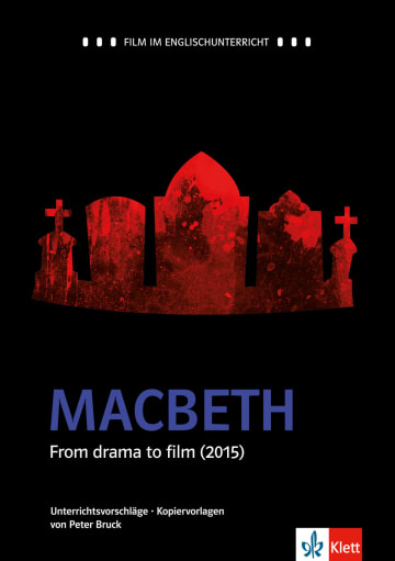 Cover Macbeth 978-3-12-577482-7 Peter Bruck, William Shakespeare Englisch