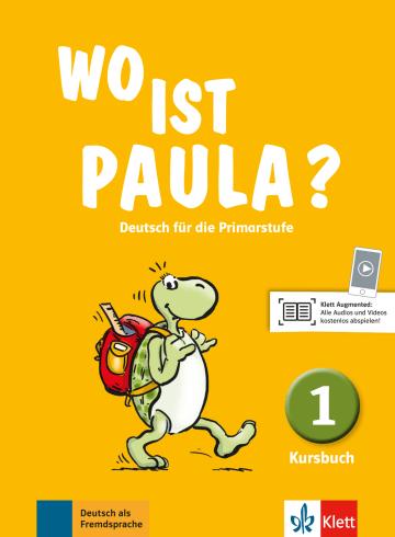Wo Ist Paula 1 Kursbuch Klett Sprachen