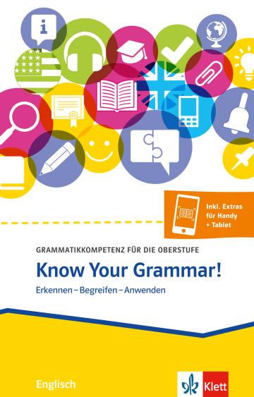 Cover Know Your Grammar! 978-3-12-505704-3 Englisch