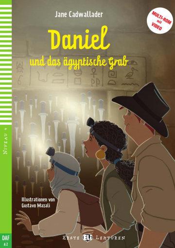 Cover Daniel und das ägyptische Grab 978-3-12-515019-5 Jane Cadwallader Deutsch als Fremdsprache (DaF)
