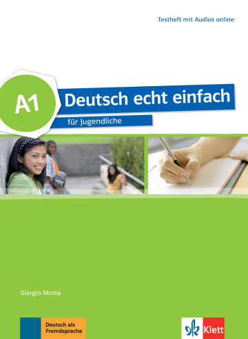 Cover Deutsch echt einfach A1 978-3-12-676538-1 Deutsch als Fremdsprache (DaF)