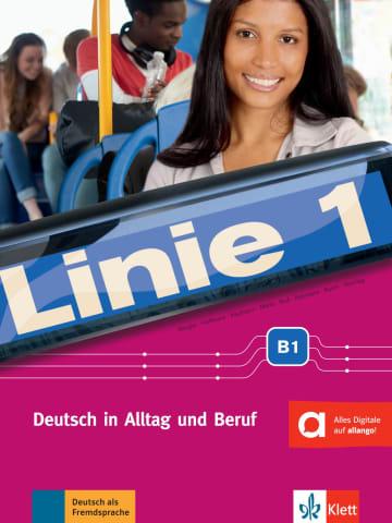 Cover Linie 1 B1 978-3-12-607094-2 Deutsch als Fremdsprache (DaF),Deutsch als Zweitsprache (DaZ)