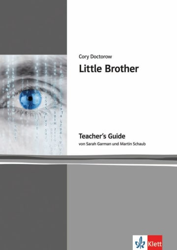 Cover Little Brother 978-3-12-579899-1 Englisch