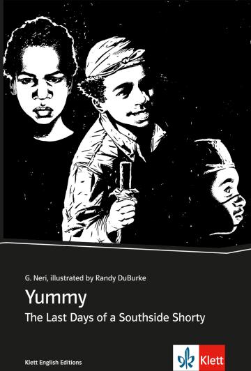 Cover Yummy 978-3-12-578205-1 Greg Neri Englisch