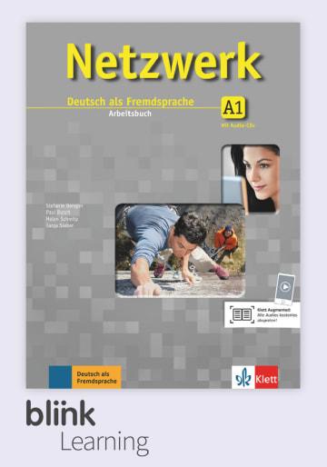 Cover Netzwerk A1 - Digitale Ausgabe mit LMS NP01160613001 Deutsch als Fremdsprache (DaF),Deutsch als Zweitsprache (DaZ)