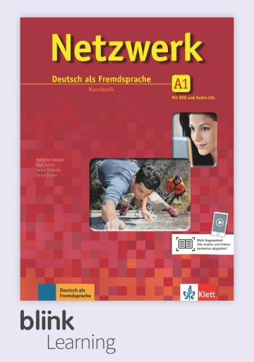 Cover Netzwerk A1 - Digitale Ausgabe mit LMS NP01160612901 Deutsch als Fremdsprache (DaF),Deutsch als Zweitsprache (DaZ)