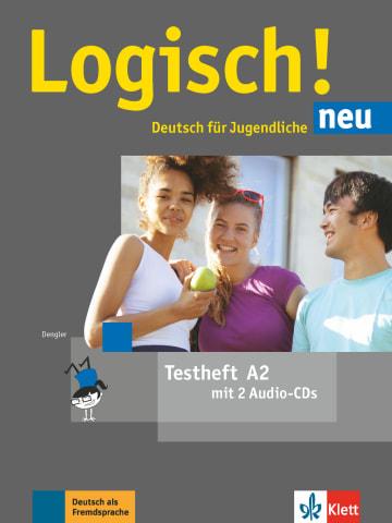 Cover Logisch! neu A2 978-3-12-605219-1 Deutsch als Fremdsprache (DaF),Deutsch als Zweitsprache (DaZ)