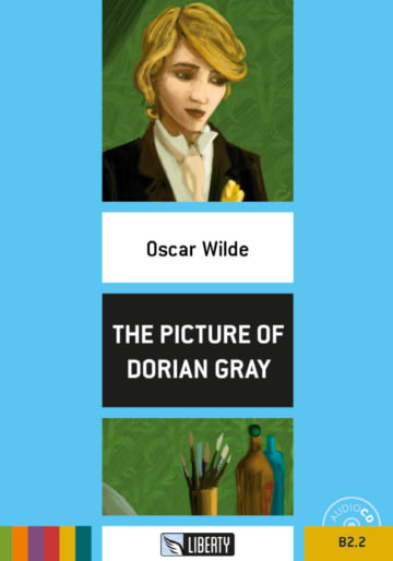Cover The Picture of Dorian Gray 978-3-12-515060-7 Oscar Wilde Englisch