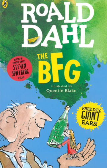 Cover The BFG 978-3-12-573770-9 Englisch