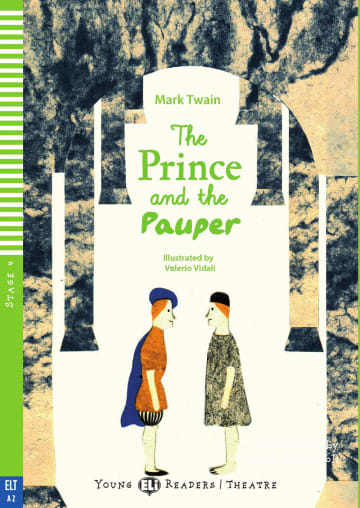 Cover The Prince and the Pauper 978-3-12-515044-7 Mark Twain Englisch
