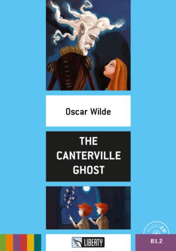 Cover The Canterville Ghost 978-3-12-515055-3 Oscar Wilde Englisch