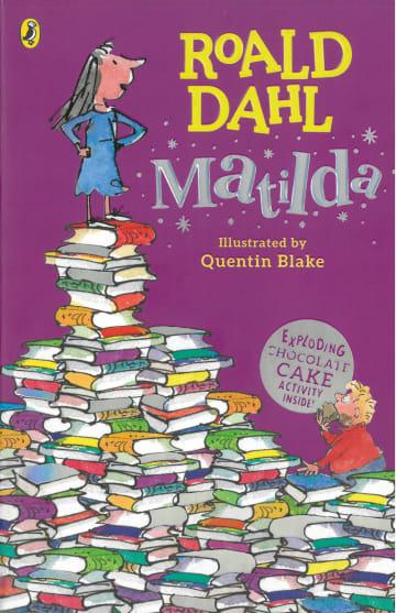 Cover Matilda 978-3-12-573769-3 Englisch