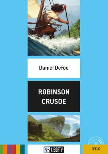 Cover Robinson Crusoe 978-3-12-515059-1 Daniel Defoe Englisch
