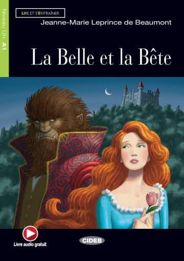 Cover La Belle et la Bête 978-3-12-500297-5 Jeanne-Marie Leprince de Beaumont Französisch