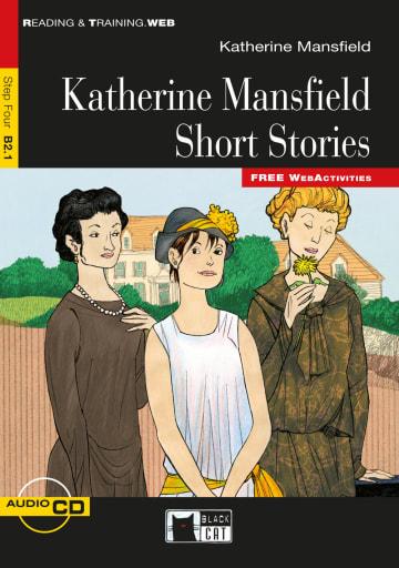 Cover Katherine Mansfield Short Stories 978-3-12-500194-7 Katherine Mansfield Englisch