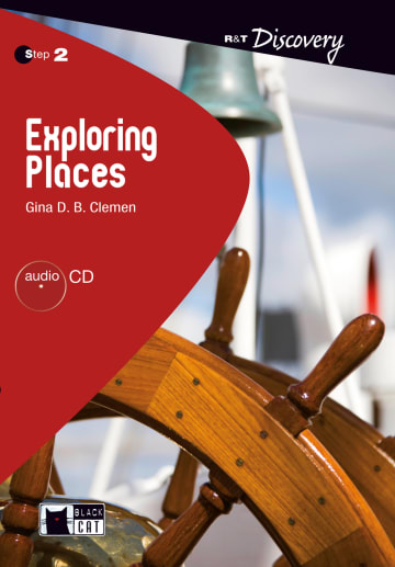 Cover Exploring Places 978-3-12-500204-3 Gina D. B. Clemen Englisch